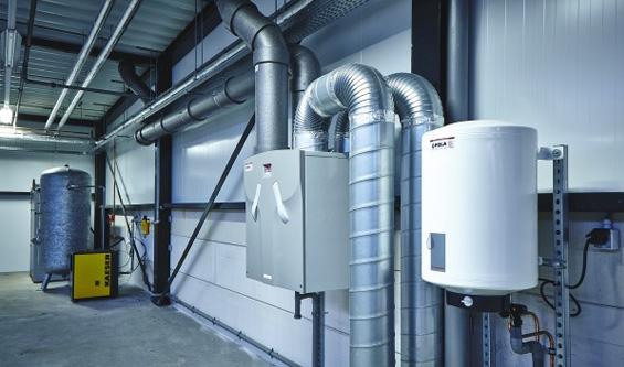 ventilatie en koeling zoetermeer